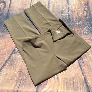 65 Classic Side Zip Dress Pant Career Stretch 8